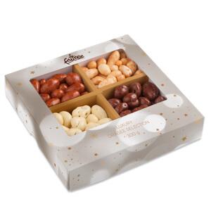 Kartónové krabičky 250 g ideálne ako darček