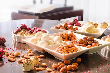 Biele misky z kvalitného čínskeho porcelánu | FruTree
