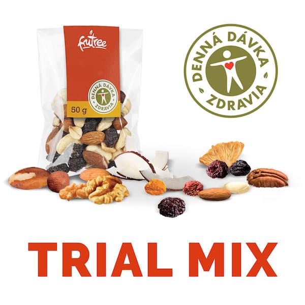 Trail Mix Variety Multi Pack pre nadpriemerný fyzický a mentálny výkov | Fru'Tree